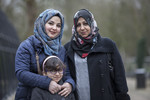 Family from Syria